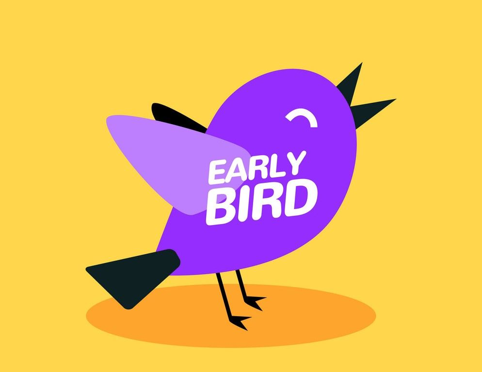 Click Here for Early Bird Information