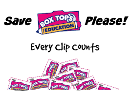 Save box tops please
