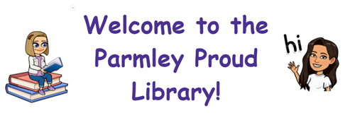 Mrs. Soose and Ms. Hernandez Welcome you to the Parmley Proud Library.