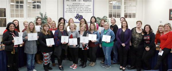 Education Foundation Grant Winners