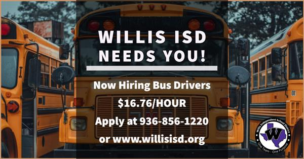 Bus Driver Ad