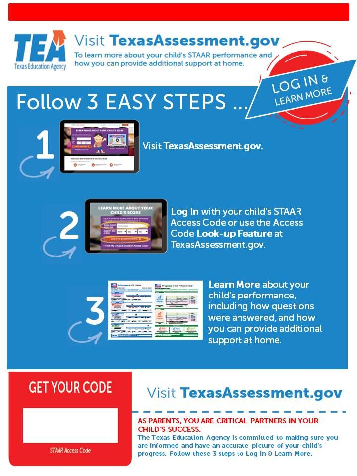 State of Texas Assessment Score Reports